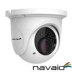 Camera IP Dome 2 MP, IR 30m, POE, Varifocala - Navaio NGC-7225V