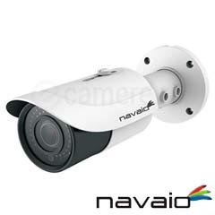 Camera IP 4MP, Bullet, exterior, IR 50m, POE, Slot card, Zoom 4x - Navaio NGC-7346VAZ