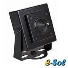 Camera Pinhole HD-AHD 1.3 MP - e-Sol ESM/1.3