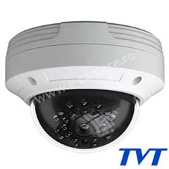 Camera IP 3MP, Dome, exterior, IR 20m, lentila 4.0 - TVT TD-9531E-D/PE/IR1
