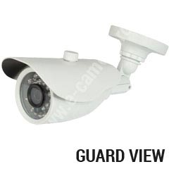 Camera 1MP, Exterior, IR 30m, lentila 3.6 - Guard View GB43F1W