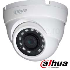 Camera 2MP, Interior, IR 20m, Lentila 3.6 - Dahua HAC-HDW1200R