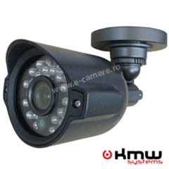 Camera supraveghere video HD exterior<br /><strong>KMW KM-3010XVI</strong>