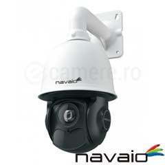 Camera IP 3MP, Dome, exterior, IR 100m, Slot card, varifocala - Navaio NGC-7532R