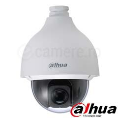 Camera IP 2MP, Exterior, Zoom 20x, POE, Slot Card - Dahua DH-SD50220T-HN