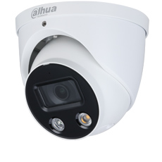 Camera IP 2MP, Exterior, Lumina alba 30m, PoE, Card, 2.8mm, SMD+- Dahua IPC-HDW3249H-AS-PV-0280B