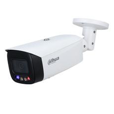 Camera IP 5MP, Exterior, Lumina alba 40m, PoE, Card, SMD+, 2.8mm- Dahua IPC-HFW3549T1-AS-PV-0280B