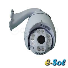 Camera Speed Dome, 720p, Zoom optic 27x, IR 130m - e-Sol ES906/1.3-AT