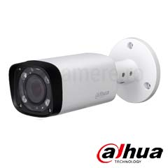 Camera HDCVI exterior, Zoom Optic 4x, IR 60m, Auto-Focus, 2.4Mp- Dahua HAC-HFW2221R-Z-IRE6