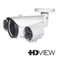 Camera 2MP Exterior, IR 50m, lentila varifocala- HD-View AHB-4SVIR3