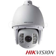 Camera IP 2MP Exterior, IR 120m, Zoom 30x, POE, Card - HikVision DS-2DF7286-AEL