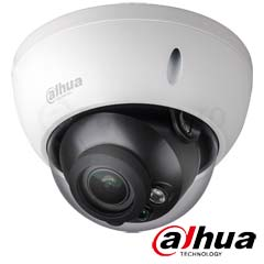 Camera IP 2Mp, Exterior, Zoom 4x, IR 30m, PoE, Card - Dahua IPC-HDBW2221R-ZAS