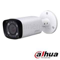 Camera exterior 2Mp, Zoom 4x, IR 60m, Auto-Focus, PoE, Card - Dahua IPC-HFW2221R-ZAS-IRE6