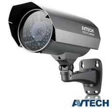 Camera IP 1MP Exterior, IR 25m, lentila 3.8- AVTech AVM365