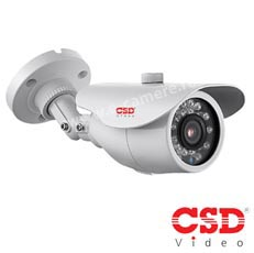 Camera IP 3MP, Bullet, exterior, IR 25m, lentila 3.6 - CSD CSD-IP-MI402Q