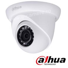 Camera IP Dome 3 Mp, Exterior, IR 30m, POE, IP67, lentila 3.6,2.8 - Dahua IPC-HDW1320S