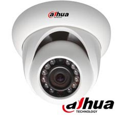 Camera IP Dome de exterior 2MP, IR 20m, POE, IP67, lentila 3.6- Dahua IPC-HDW3200S