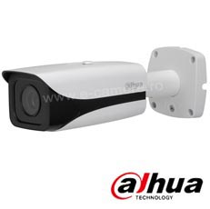 Camera IP Mini bullet exterior 8MP, IR 40m, POE, Slot card - Dahua IPC-HFW4830E-S