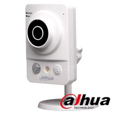 Camera IP wireless 3Mp, Interior, IR 10m, Microfon, Speaker si Slot Card - Dahua IPC-K200W