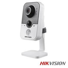 Camera IP Wireless, Interior, 2 MP, IR 10m, POE, Slot Card - HikVision DS-2CD2420F-IW