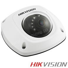 Camera IP Dome 3 MP, IR 10m, POE, Slot Card, Lentila 4,0 - HikVision DS-2CD2532F-I