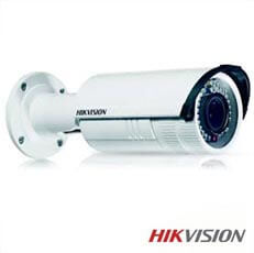Camera IP 3MP, Exterior, IR 30m, Varifocala, POE, Slot Card - HikVision DS-2CD2632F-I