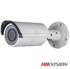 Camera supraveghere video IP exterior<br /><strong>HikVision DS-2CD2642FWD-IZS</strong>