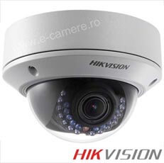 Camera IP 3MP Exterior, IR 30m, Slot Card, Varifocala - HikVision DS-2CD2732F-IS
