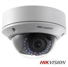 Camera IP 4MP Exterior, IR 30m, POE, Slot Card, varifocala - HikVision DS-2CD2742FWD-I