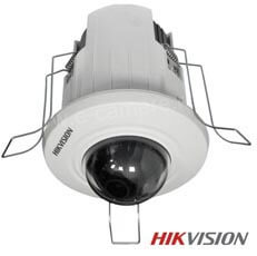 Camera IP 2MP Interior, Wireless, Slot Card - HikVision DS-2CD2E20F-W