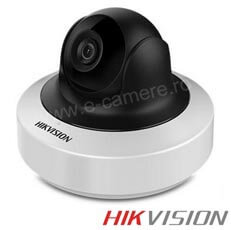 Camera IP 2MP Interior, IR 10m, Slot Card - HikVision DS-2CD2F22FWD-I