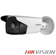 Camera IP 2MP, Exterior, IR 50m, POE, WDR - HikVision DS-2CD2T22WD-I5