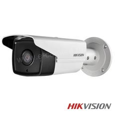 Camera IP Bullet, 5MP, Exterior, IR 80m, POE, Lentila 4,0 - HikVision DS-2CD2T52-I8