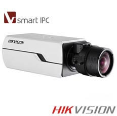 Camera supraveghere video IP interior<br /><strong>HikVision DS-2CD4032FWD-A</strong>