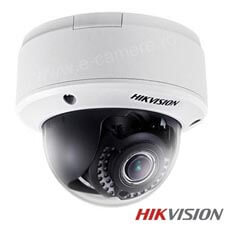 Camera IP Dome 2MP, Exterior, Zoom 4x, IR 30m, POE, Slot Card - HikVision DS-2CD4126FWD-IZ