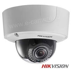 Camera IP Dome 2MP, Zoom 4x, IR 40m, POE, Slot Card - HikVision DS-2CD4525FWD-IZ