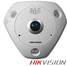 Camera supraveghere video IP interior<br /><strong>HikVision DS-2CD6332F-IW</strong>