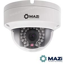 Camera IP Dome 3 MP, IR 30m, lentila 2.8 - Mazi IDH-31IR