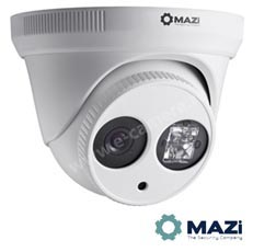 Camera IP 3MP, Dome, exterior, IR 30m, lentila 3.6 - Mazi IDH-32XR
