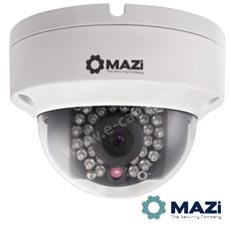 Camera IP 3MP, Dome, exterior, IR 30m, varifocala - Mazi IDH-33VR