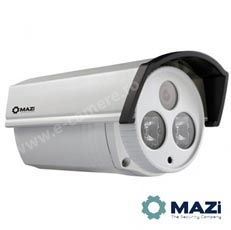 Camera IP 3MP, Bullet, exterior, IR 50m, lentila 4.0 - Mazi IWH-32XR