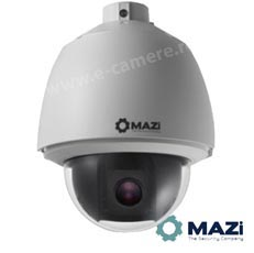 Camera IP 4MP, Dome, exterior, Slot card, Zoom 20x - Mazi SICH-2020