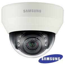 Camera IP 2MP, Exterior, IR 15m, Slot Card, varifocala - Samsung SND-6084R