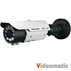 Camera IP 3MP, Bullet, exterior, IR 25m, Slot card, varifocala - VTX 6012FHD