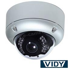 Camera IP 2MP, Dome, exterior, IR 20m, varifocala - Vidy HDV-DE2M