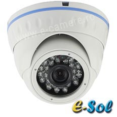 Camera supraveghere video IP exterior<br /><strong>e-Sol ESD3-30</strong>