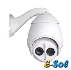 Camera IP 1.3MP Exterior, Zoom 26x, IR 200m - e-Sol ESL900E4/1.3
