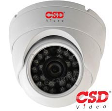 Camera supraveghere video HD exterior<br /><strong>CSD CSD-MA105DV3</strong>