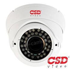 Camera supraveghere video HD exterior<br /><strong>CSD CSD-MA105DV6</strong>