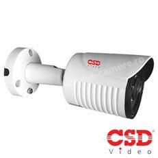 Camera supraveghere video HD exterior<br /><strong>CSD CSD-BQ2HTC200H</strong>